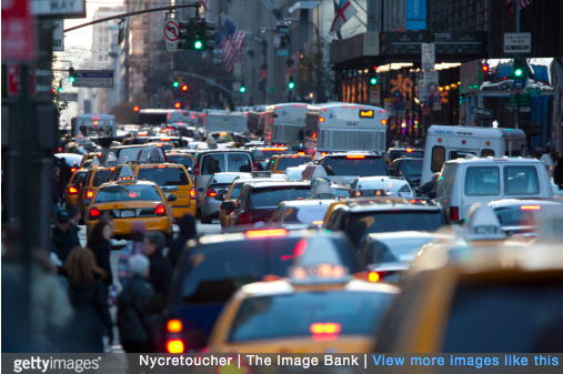 Gridlock in New York: Is uberPOOL the answer?