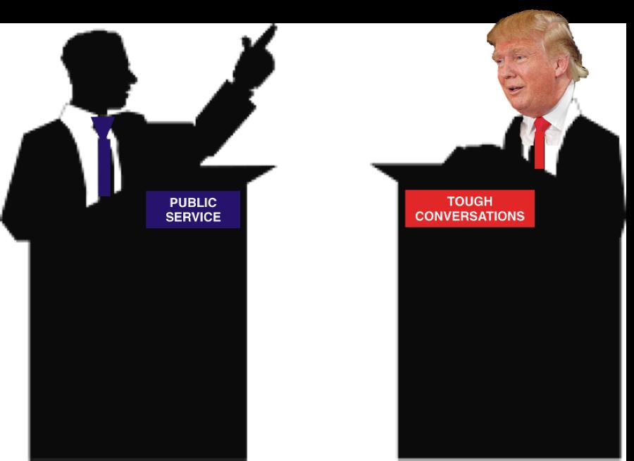 Public Service in the Age of Trump